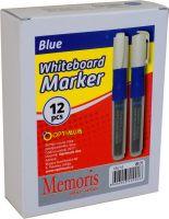 Marker za belu tablu plavi 1/12 Memoris