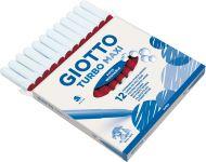 Flomaster Giotto turbo maxi crveni 1/12