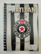 Blokčić A6 Partizan karo