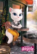 Blok za beleške A6 mek povez Talking Tom