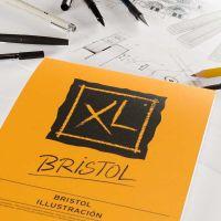 Canson blok XL Bristol A4