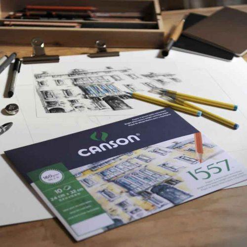 Canson 1557 folder A4