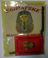 Karte egipatske