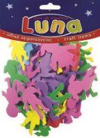 Craft figure od eva pene LUNA