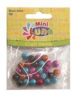 Craft perle 8 mm LUNA