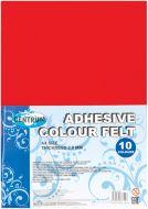 Filc 170g/m2 samolepljivi 1/10 mix