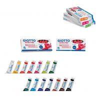 Boje tempere Giotto extra fine crna 7.5 ml 1/10