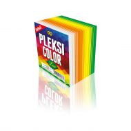 Pleksi kocka lux color 9x9x5 cm
