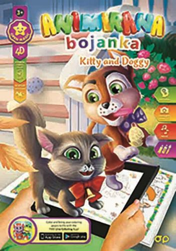 Bojanka 4D Kitty and Doggy