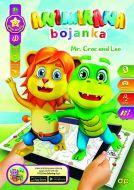 Bojanka 4D Mr.Crock and Leo