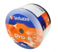 DVD Verbatim 1/50