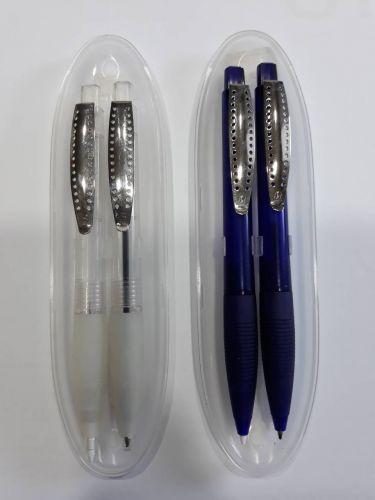 Set olovka hemijska + tehnička olovka