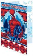 Čestitka novogodišnja Spider-man