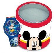 Sat ručni Mickey Mause u limenci
