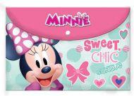 Fascikla A4 guma Minnie
