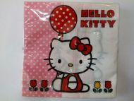 Salvete 33x33/20 Hello Kitty 2 sloja