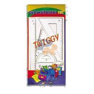 Geometrijski set 1/4 TVIGGI