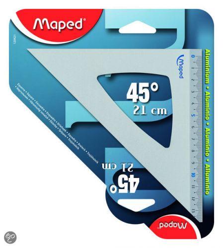 Trougao Maped Flexi 45 - 14cm
