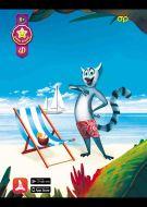 Puzzle 4D Lemur - RASPRODAJA